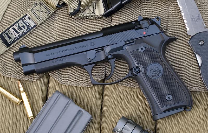 beretta m9 pistol review firearms insider community