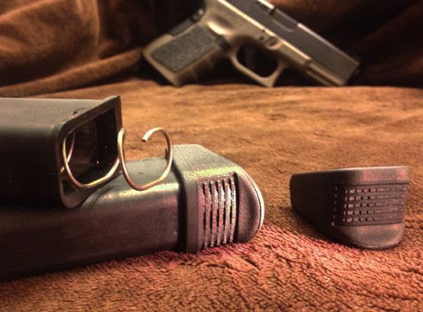 Pearce Grip Extension Glock