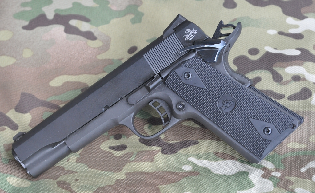 Rock Island Armory TAC 1911 FS 9mm — Firearms Insider Community