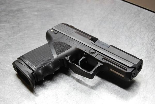 HK USP .40 Compact
