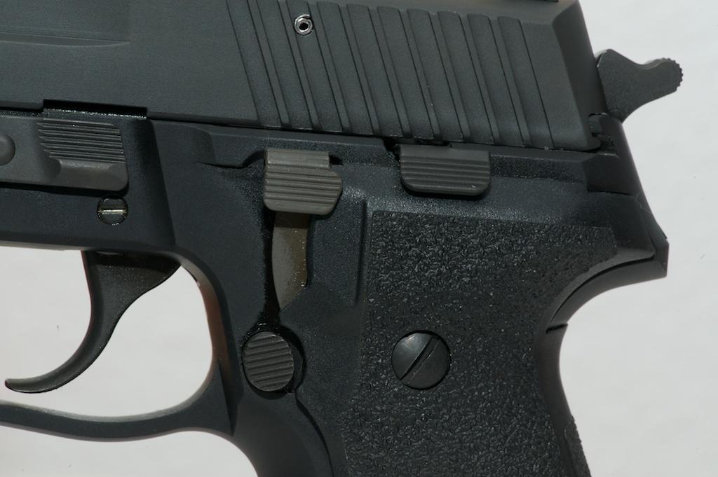 M11 A1 trigger and controls