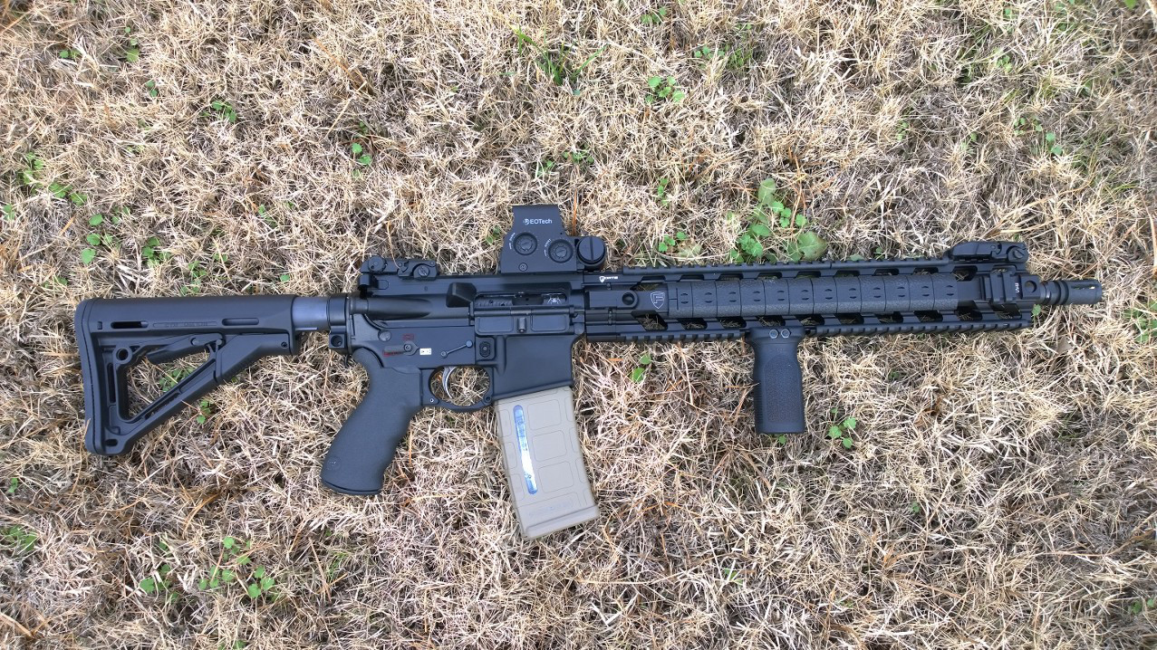 Fortis REV with Noveske NSR covers review