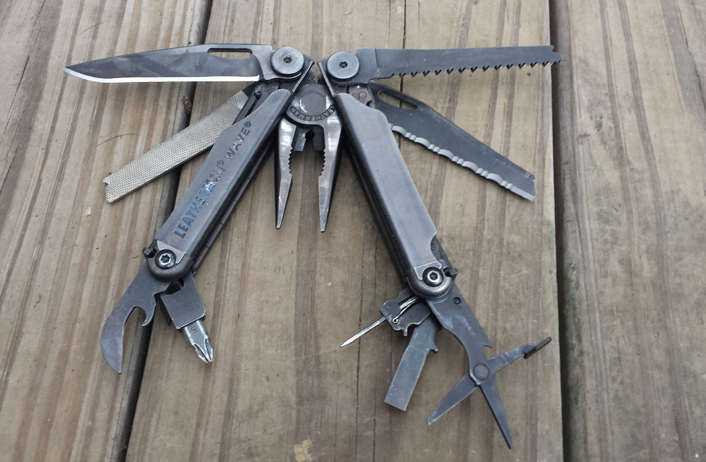 Leatherman Wave Tools