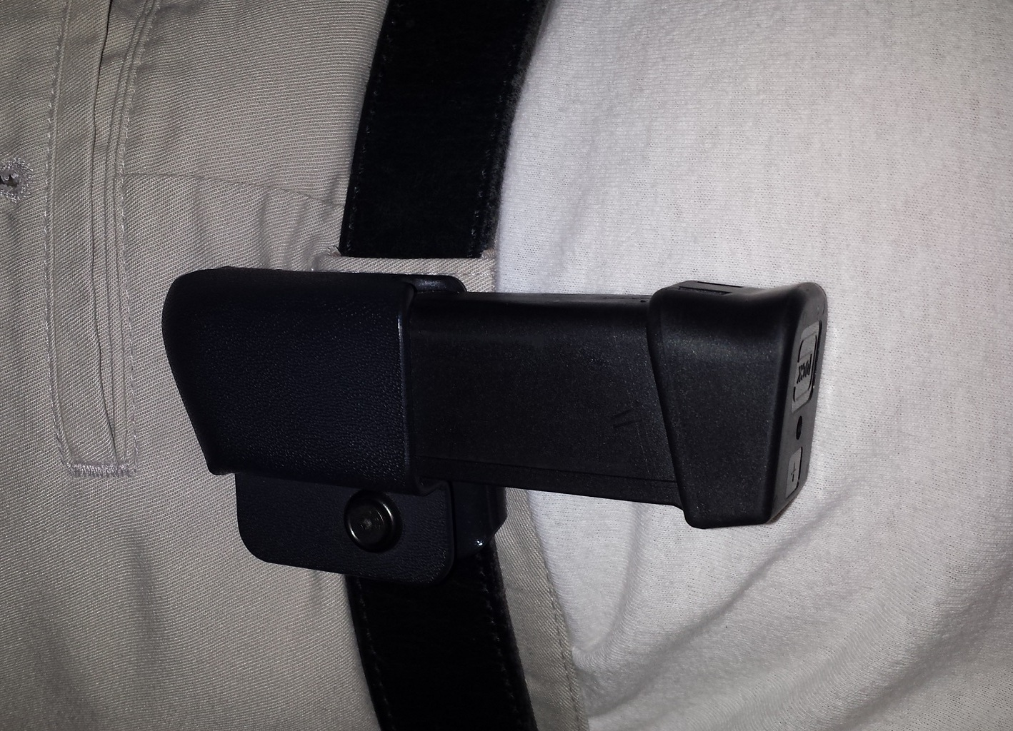 Com-Tac Mag pouch on belt