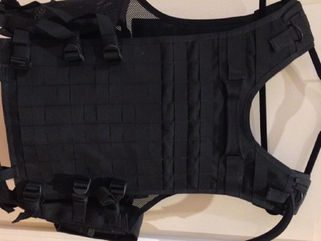 Blackhawk vest 2