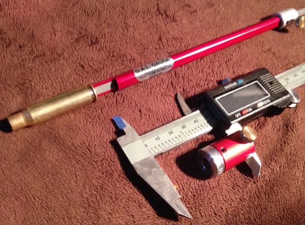Hornady LNL OAL Gauge & Bullet Comparator