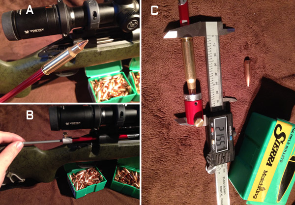 Hornady Lock-N-Load O A L  Gauge & Bullet Comparator Kit Review