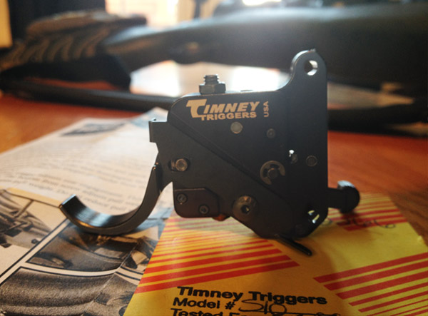 Timney Triggers 510 for Remington 700 rifles