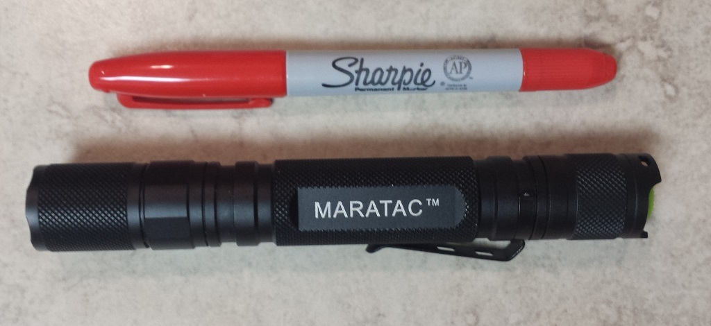 Maratac 2AA Sharpie