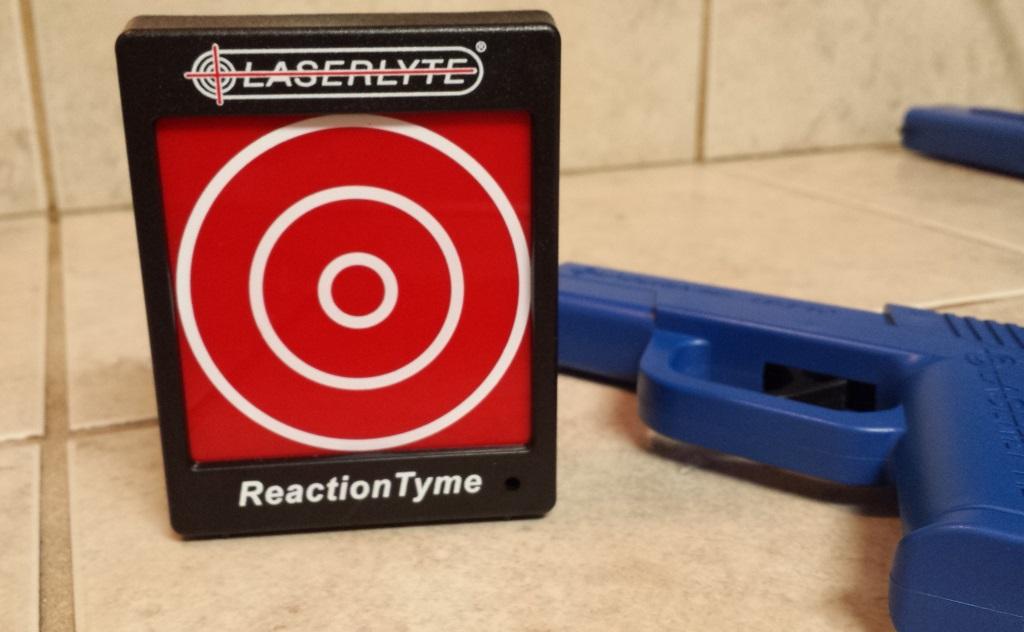 Reaction Tyme Target