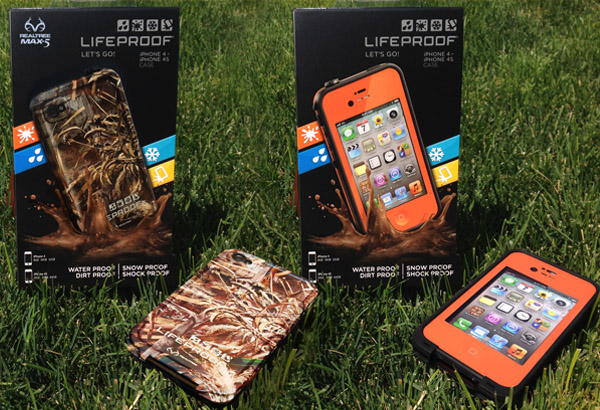 Lifeproof iPhone Case colors