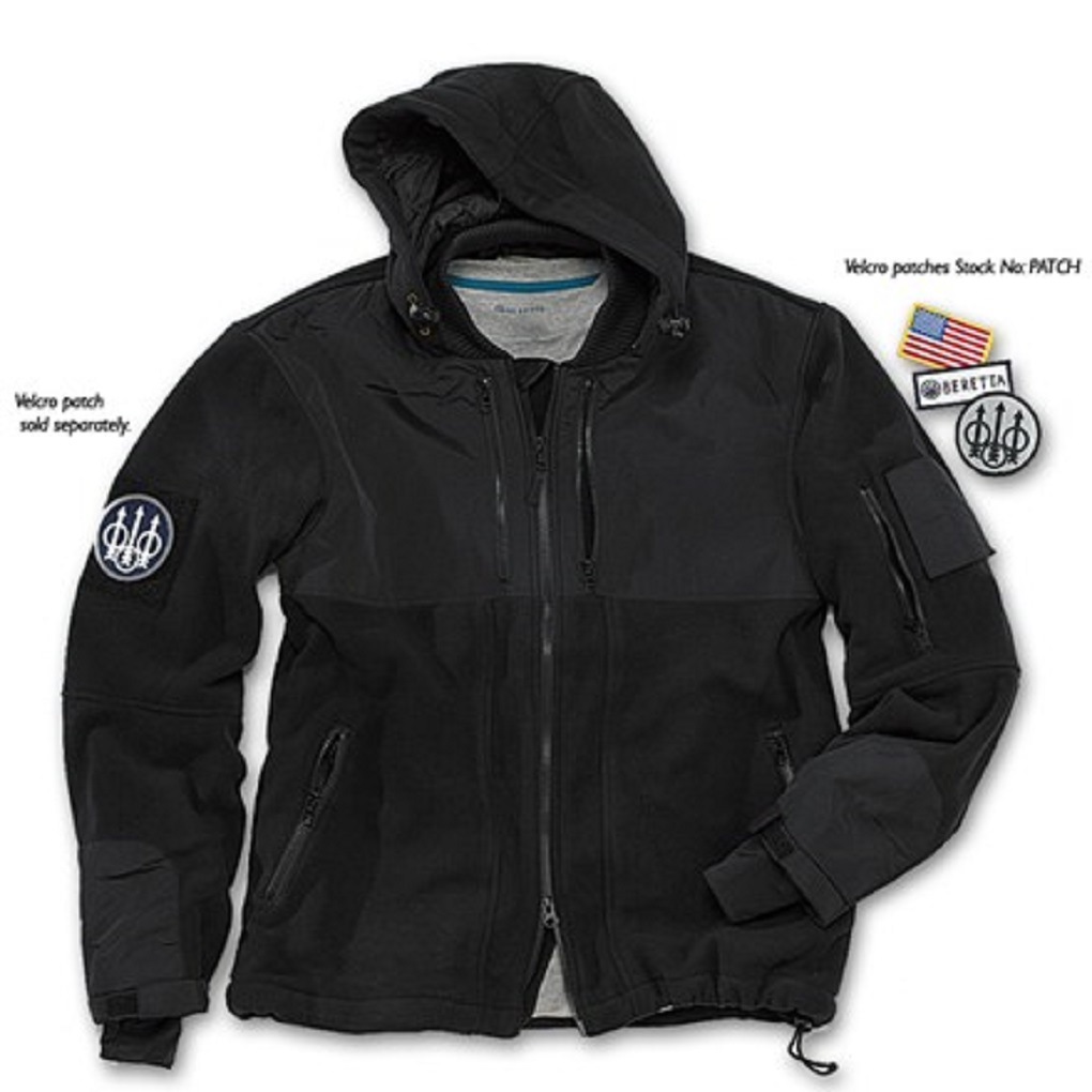 Beretta tactical fleece 2