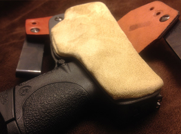Bentley Comfort Holster