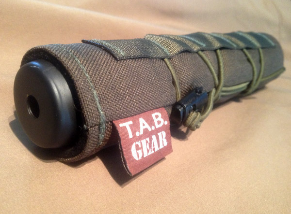 TAB Gear SASR Suppressor Cover
