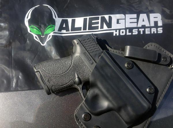 Alien Gear Cloak Tuck 2.0 IWB Holster