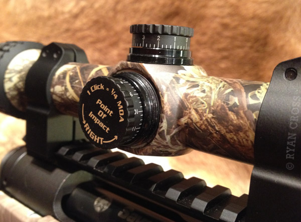 Burris Predator Quest Scope