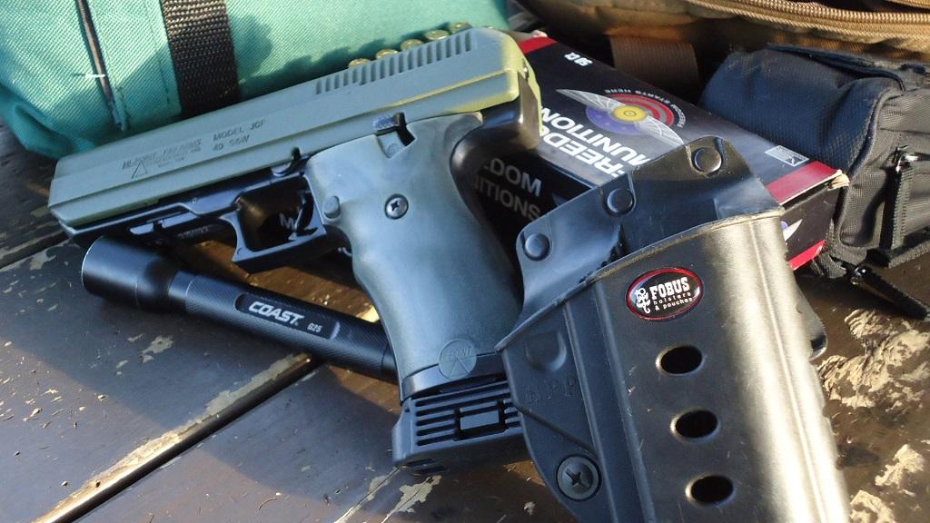 Hi-Point JCP  40 S&W Pistol — Firearms Insider Community