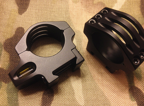 Xtreme Hardcore Gear Force Recon Tactical Scope Rings