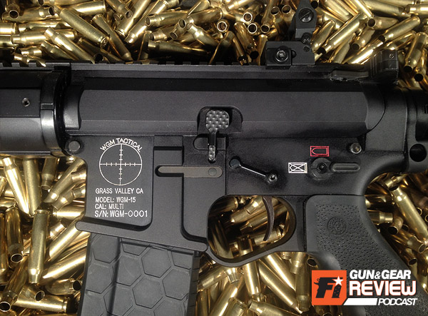 WGM-15 Carbine