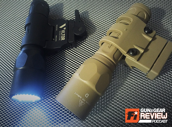 The G2X Pro pairs well with rail-compatible weapon mounts. The FDE matches the Viking Tactics FDE mount perfectly.