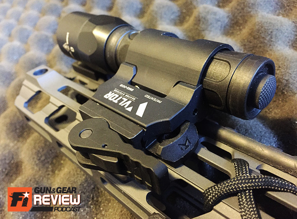 The headline act of VLTOR SM-O is its QD mount. Easy to remove, easy to reverse for your rifle.