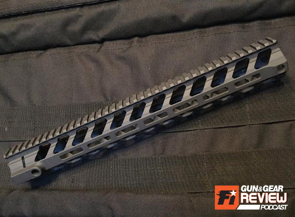 The REV II's evolution brings more MLOK (or KeyMod) real estate while keeping the ounces down to a minimum.