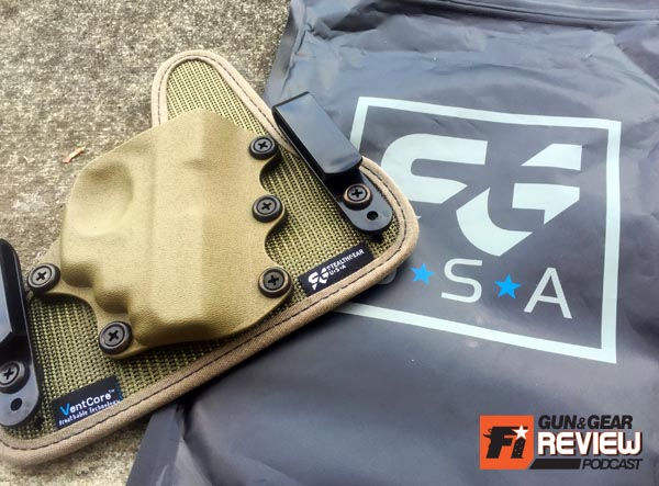 StealthGearUSA seals their holsters in a pouch that feels like its food grade. They do this to keep the holster fresh from the factory all the way to your door!