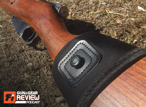 The cuff fit perfectly on one of my other heavy rifles, the Mosin Nagant 91/30.