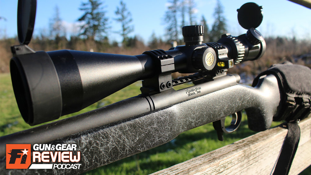34x in a rifle scope? The Athlon Argos BTR brings alot of power to the table.