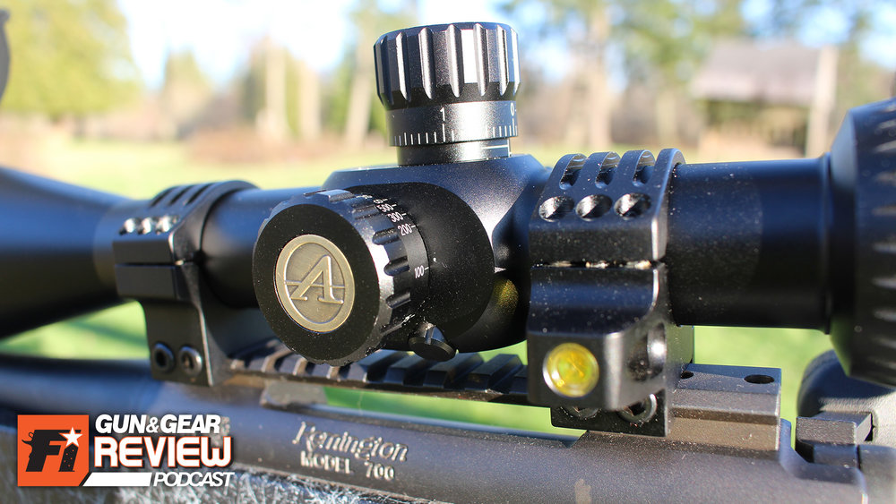 The Argos BTR has features usually reserved for higher end scope lines at 3 times the price.