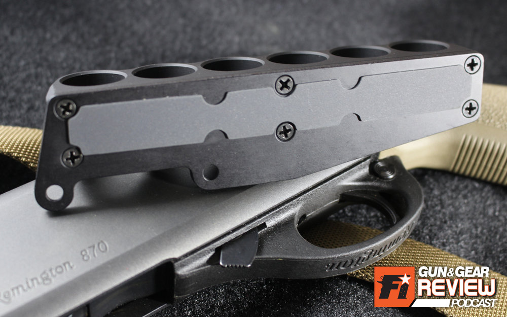 For those afraid of marring their shotgun's finish, Mesa provides an adhesive backed rubber gasket to add a protective buffer between the bracket and receiver.