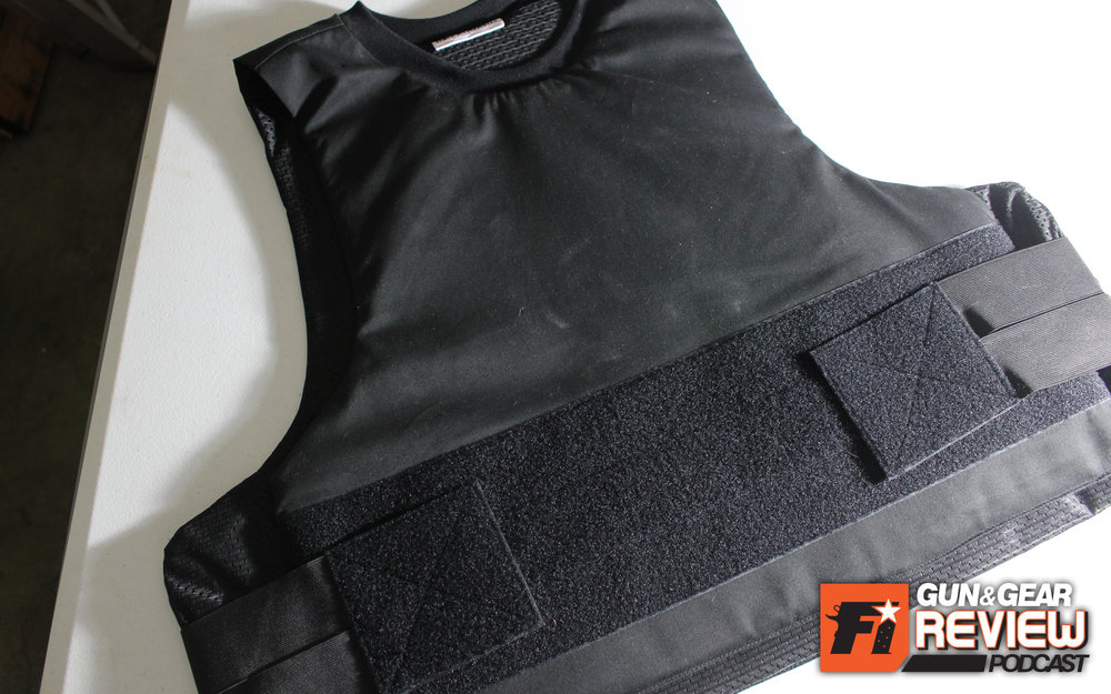 The CoolMax IIIA vest is a soft armor vest, very similar to what undercover agents and security guards wear on the job.