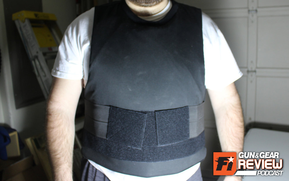 The Safeguard Clothing vest can easily be work over clothes and under light to heavy jackets.