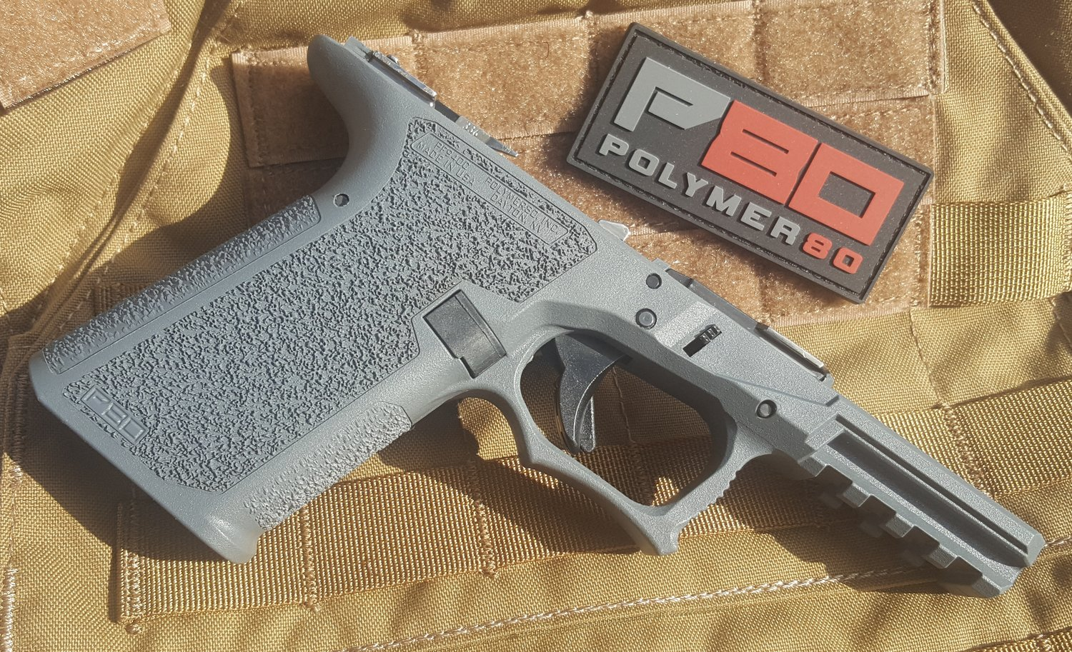 Polymer 80 Pf940c Firearms Insider Community Glock Schematic Diagram Together With 22 Parts The Frame Has Some Improvements Over A Stock 19 Besides Texture I Previously Noted It Really Nice Undercut Trigger Guard So You Can