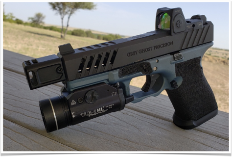 Grey Ghost Precision Glock 19 Slide — Firearms Insider Community