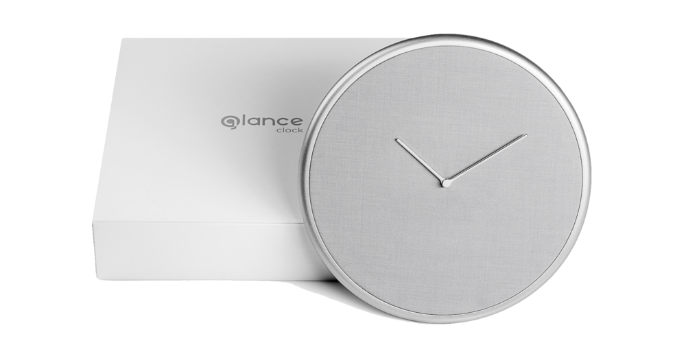 Glance Clock - Silver - Box.png