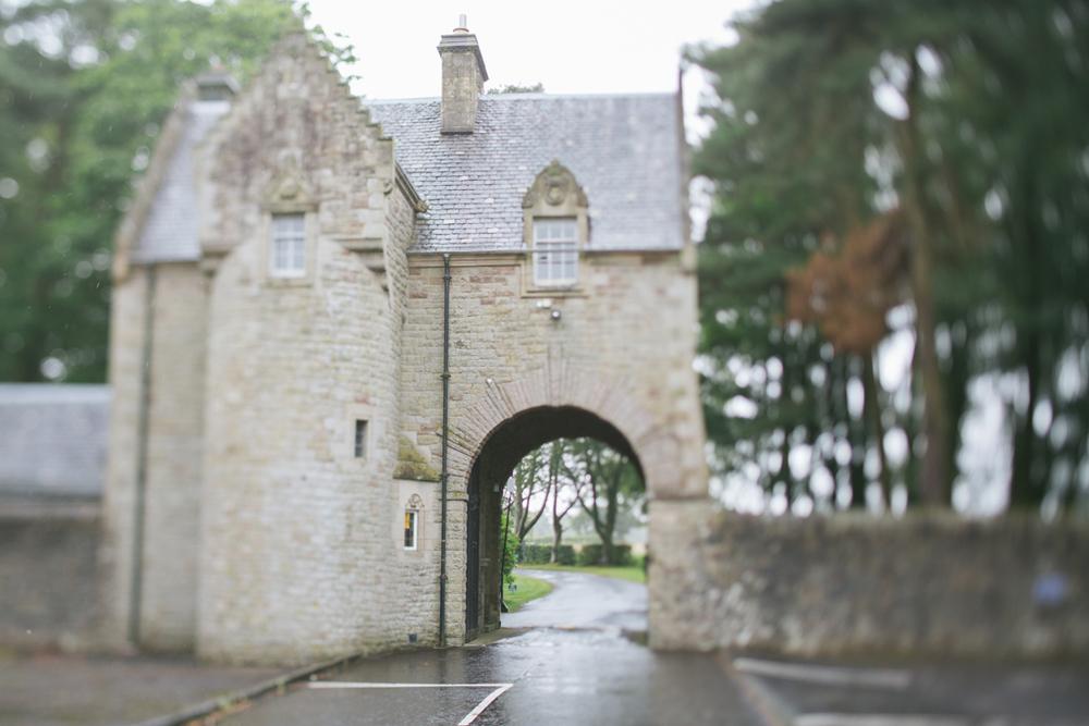 rowallan castle ayrshire wedding photographer