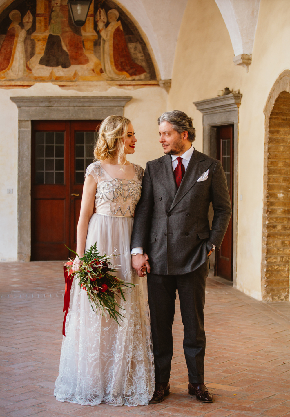 romantic & natural wedding photography in italy, sue-slique photography