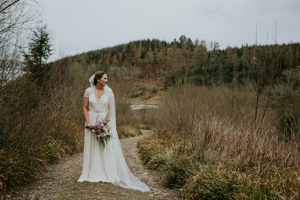 wedding photographer in tarbert