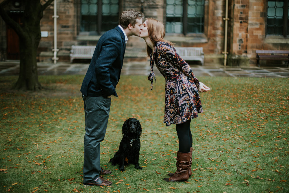 Glasgow Engagement Photography Kelvingrove Park