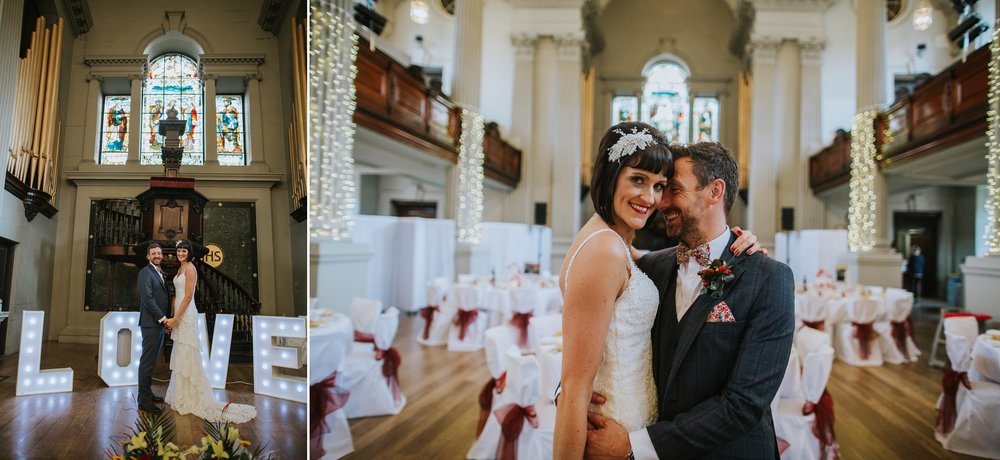 creative Glasgow wedding photography, St.Andrew's in the Square wedding, Sue-Slique Photography 2016