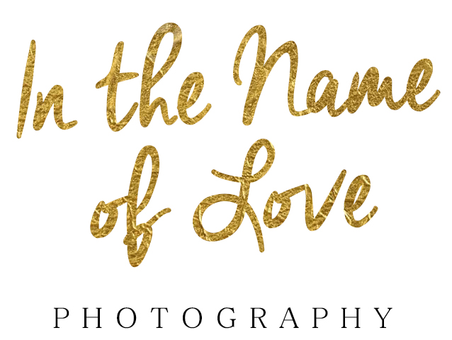 In the Name of Love Photography