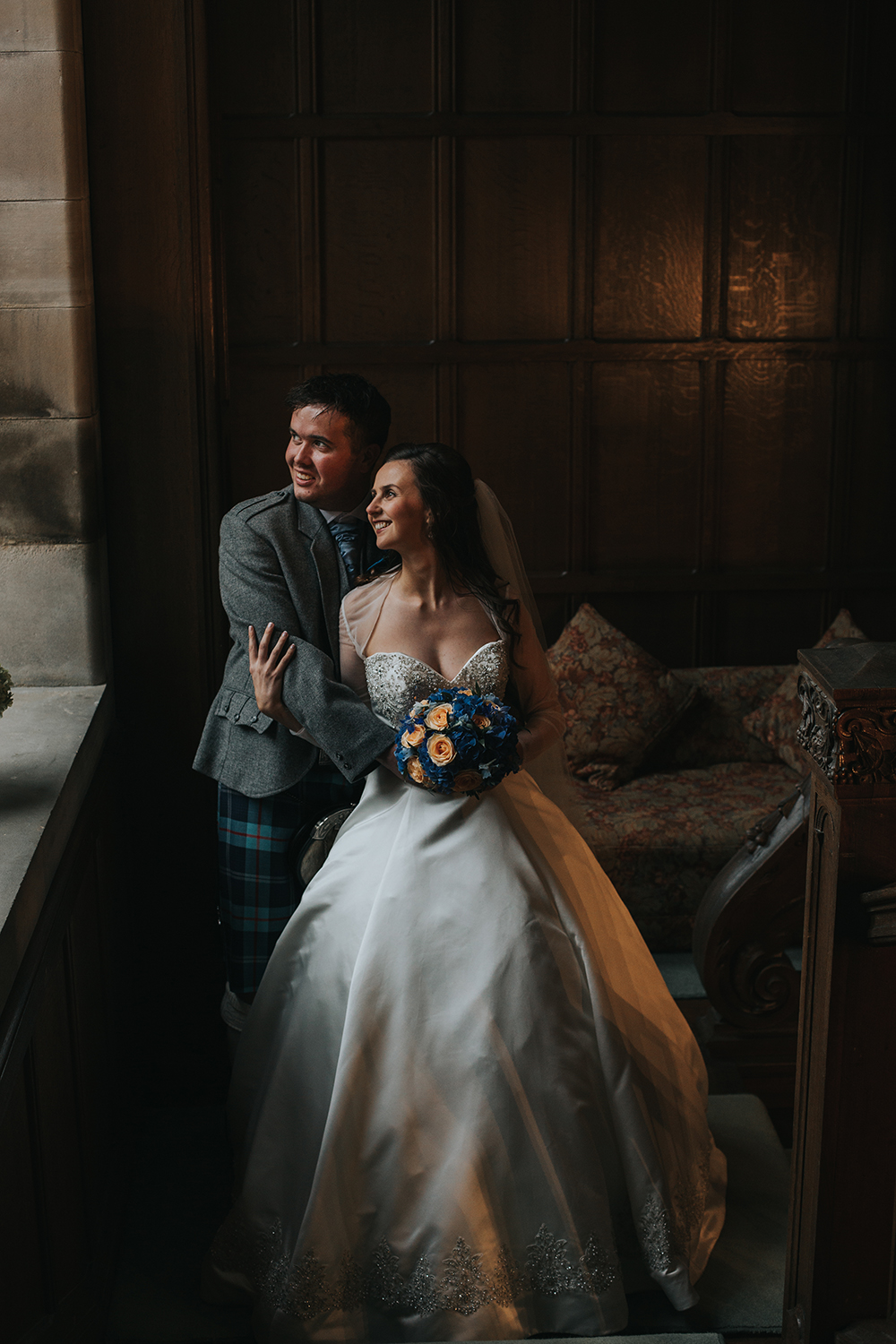 Rowallan Castle Wedding Photographer, In the Name of Love Photography 2017