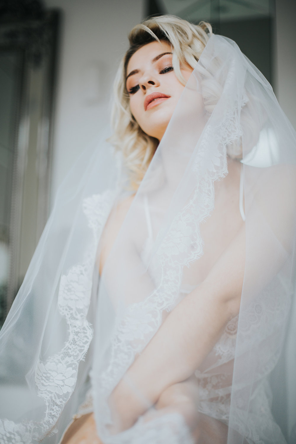 Joyce Young inspired Bridal Boudoir, Glasgow Scotland Fine Art Wedding Photographer, Bridal Boudoir, In the Name of Love Photography