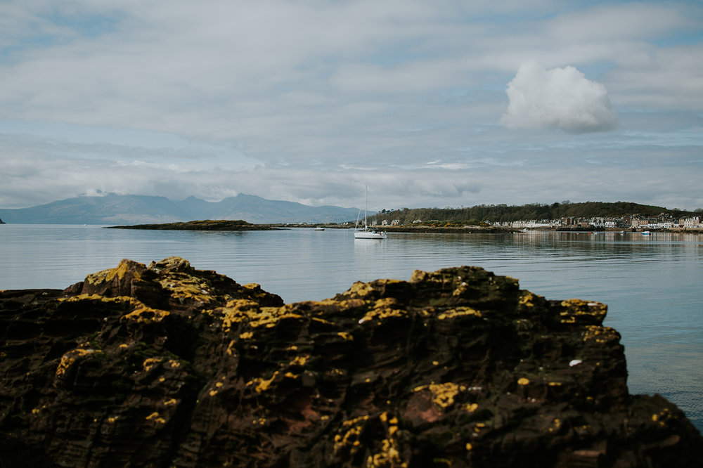 Glasgow, Largs, Millport wedding and engagement photographer, In the Name of Love Photography 2017
