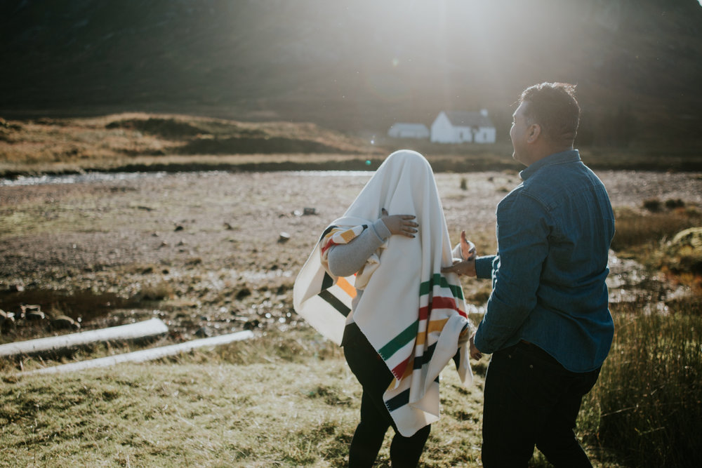 A Destination Wedding Photographer, Scotland