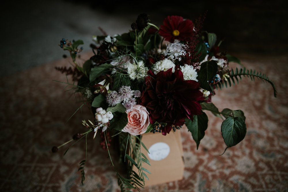 Stunning Briar Rose Design blooms at the Harelaw Farm