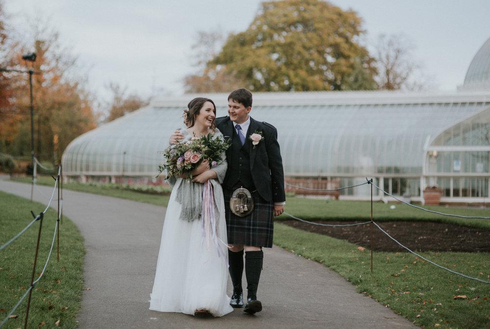 Modern wedding photography in Scotland, Glasgow and Edinburgh