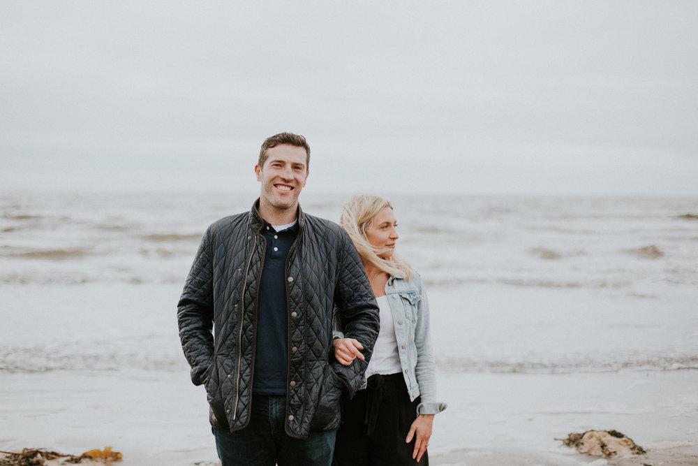 Alternative wedding and engagement photographer in Scotland