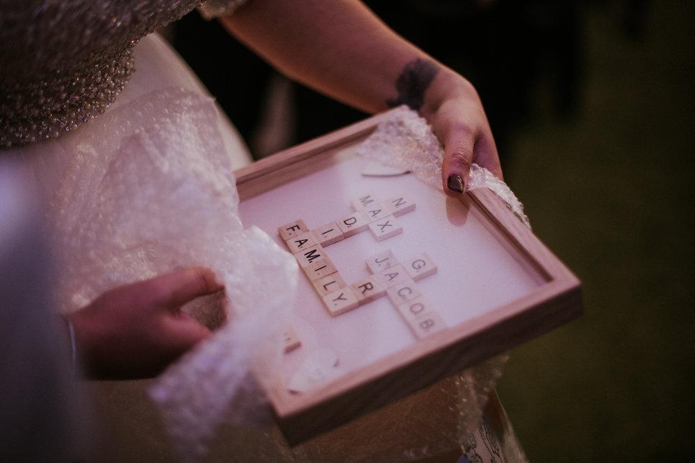 Glasgow creative wedding photographer